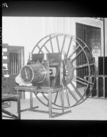 Aero-Motive Manufacturing Company, industrial reel