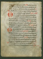 Leaf from a Sacramentary