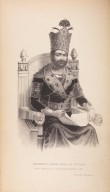 Muhammed Shah, King of Persia