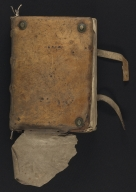 [MS 006, cover, MS 006, girdle binding]