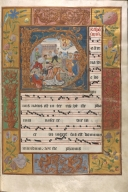 Cistercian Antiphonary, vol. 2, fol. 3