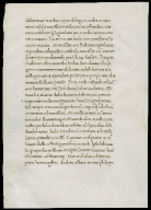 Leaf from Livy, Ab Urbe Condita Libri XXIV ('On the History of Rome') in Latin