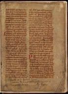 Leaves from a Breviary