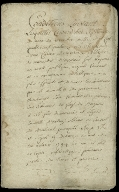 Conditions of the Sale of d'Aywiers Abbey, 1791 November 7
