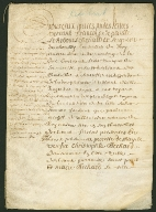 Legal Dispute, 1662, Between Christoph Le Bechard and Pierre Regnard