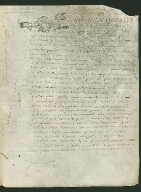 Legal Dispute, 1694 March 22, Between Two Parties