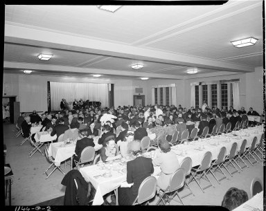 Western Michigan University, Banquet at Walwood Hall