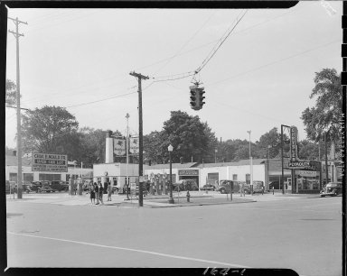 Mobile gas station, Chrysler Plymouth Motor Cars