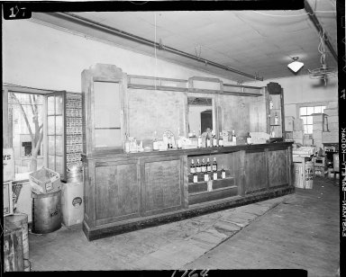 Bar at Eagles Lodge, Kalamazoo, Michigan