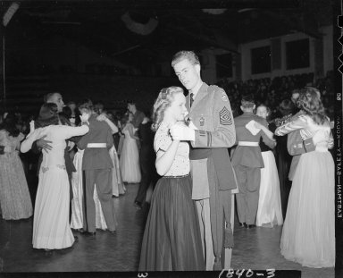 Howe Military School dance