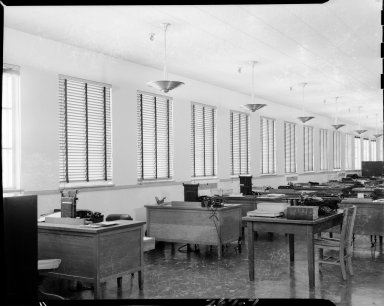 Kirsch Company, office with many desks