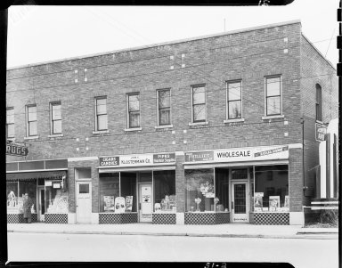 John C. Klosterman Wholesale Cigars and Tobacco, exterior