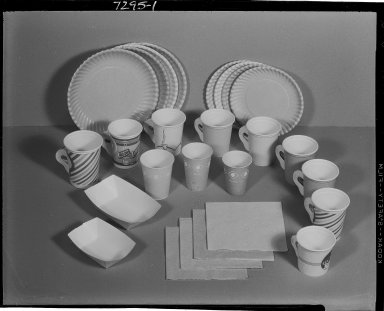 Sutherland Paper Company, Drive-In brand paper plates, napkins, cups, and trays
