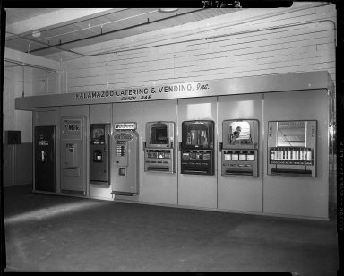 Kalamazoo Catering and Vending, Inc. Snack Bar at St. Regis Paper Company