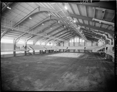 Western Michigan University, Read Field House, interior