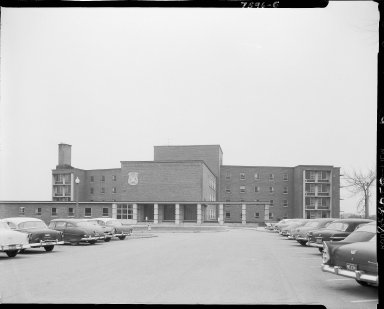 Southwest Michigan Tuberculosis Sanatorium, exterior