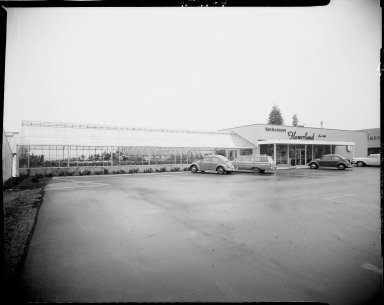 VanBochove & Bro., Inc., greenhouse and shop, exterior