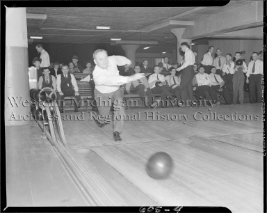 Consumers Power Company Bowling Tournament
