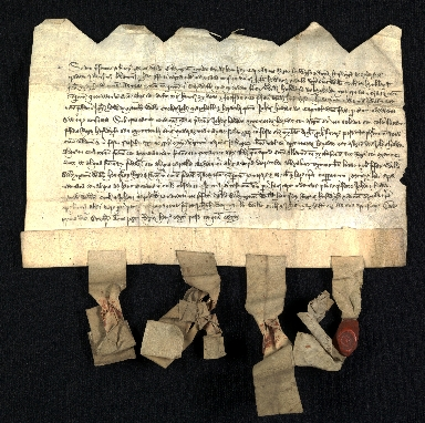 Grant, 1427 October 1, for the Transfer of Land in Barwell