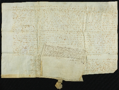 Will and Probate, 1626-1634, of Richard Lake [Leaks?]