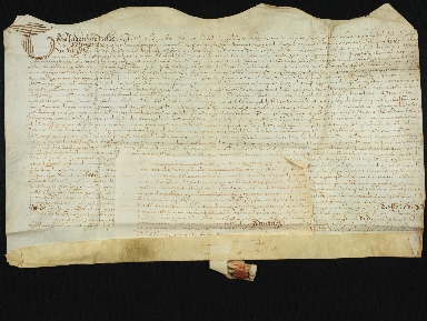 Conveyance, 1659, of Land in Great Dunmow to Richard Phillips