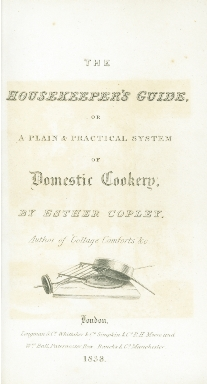 Beer, Wine, &c. : Chapter XIV of The Housekeeper's Guide