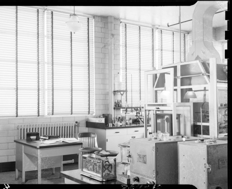Kirsch Company, pharmaceutical manufacturing area