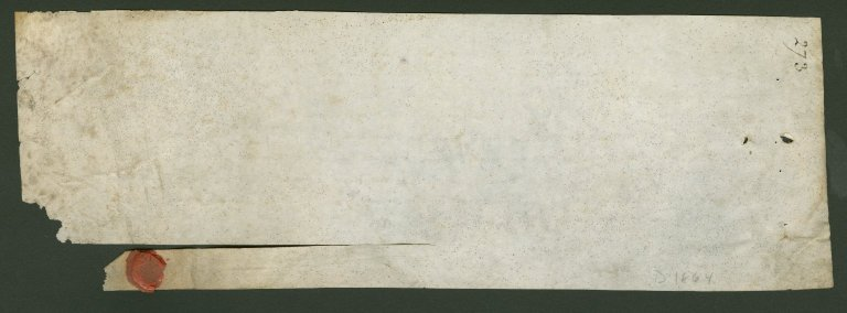 Receipt, 1401 July 26, of Pierre de Traville from Guillaument le Moine