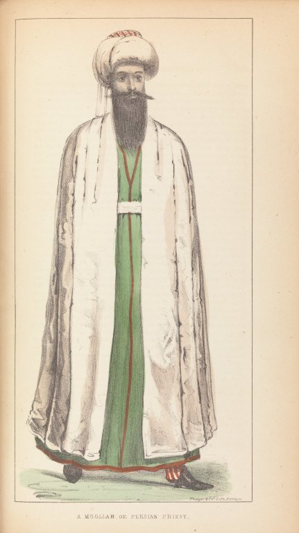 A Moollah, or Persian Priest