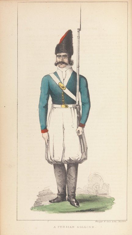 A Persian Soldier