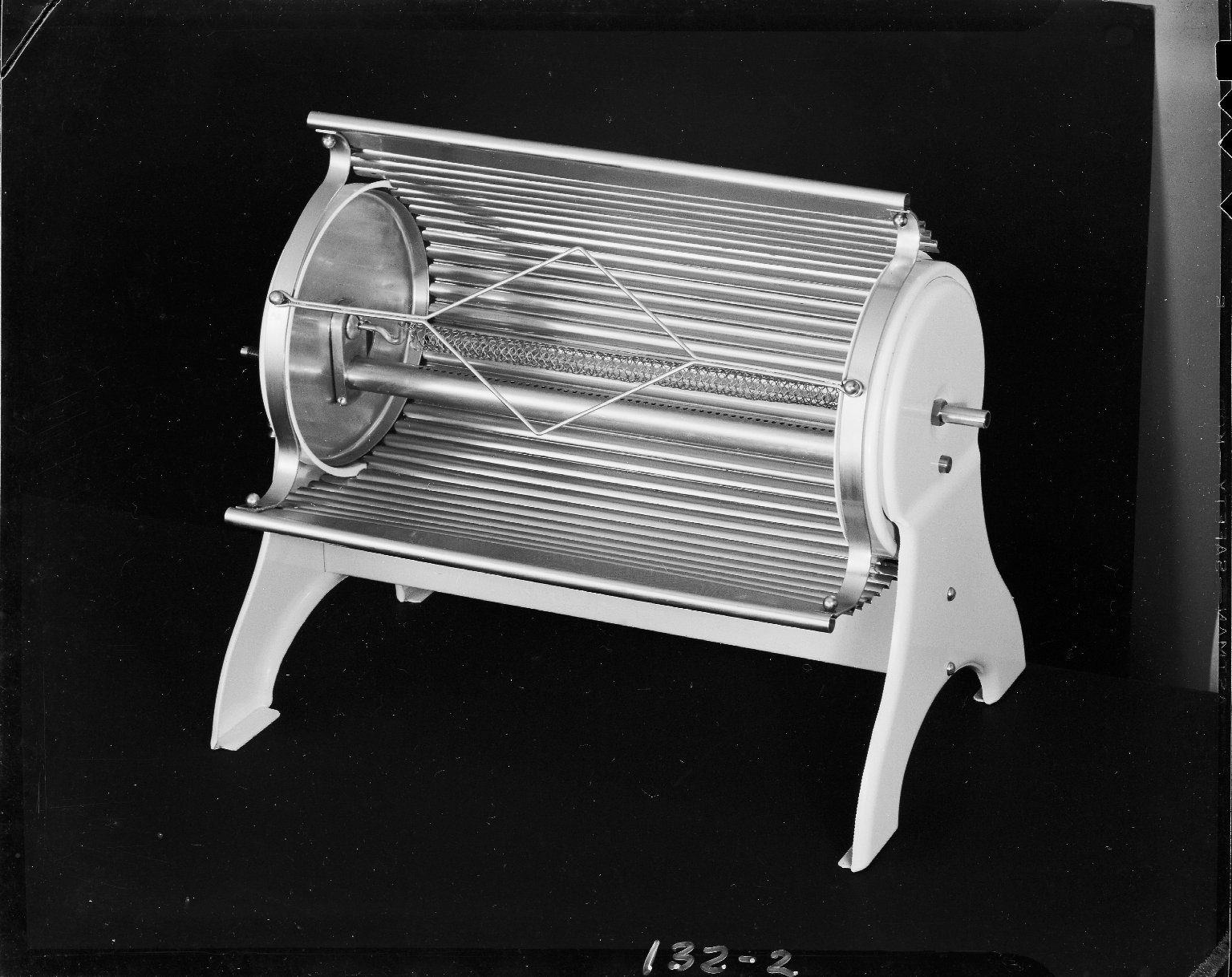 "General Gas Light Company, ""Radiantfire"" gas heater"