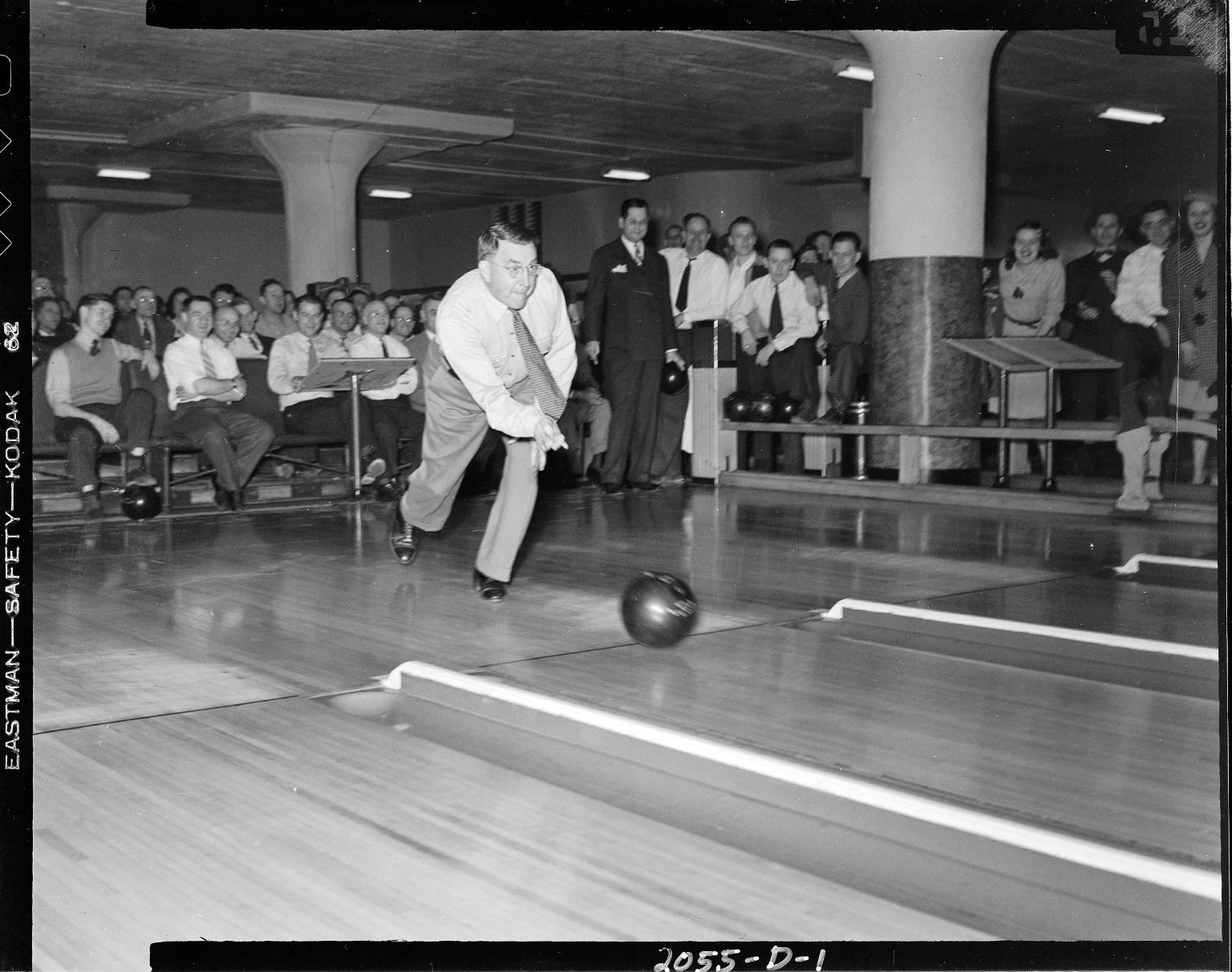 Sutherland Paper Company bowling tournament