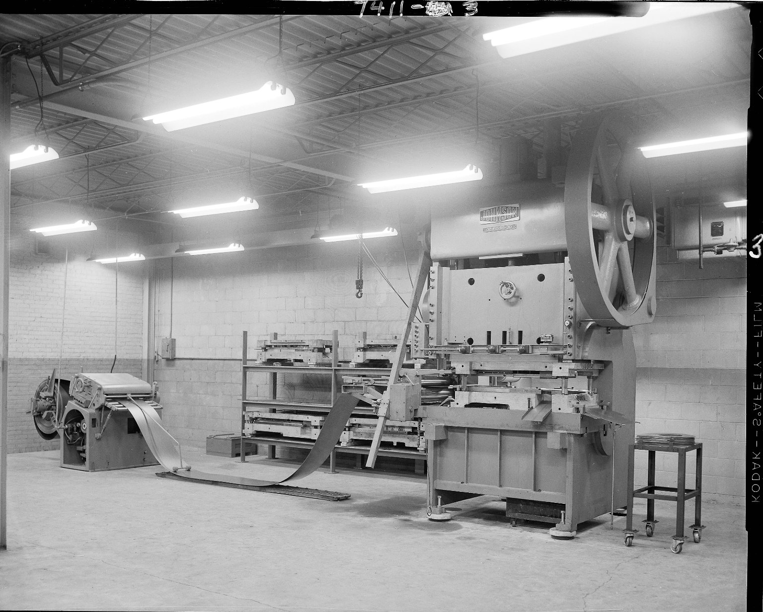 Brundage Company, industrial press