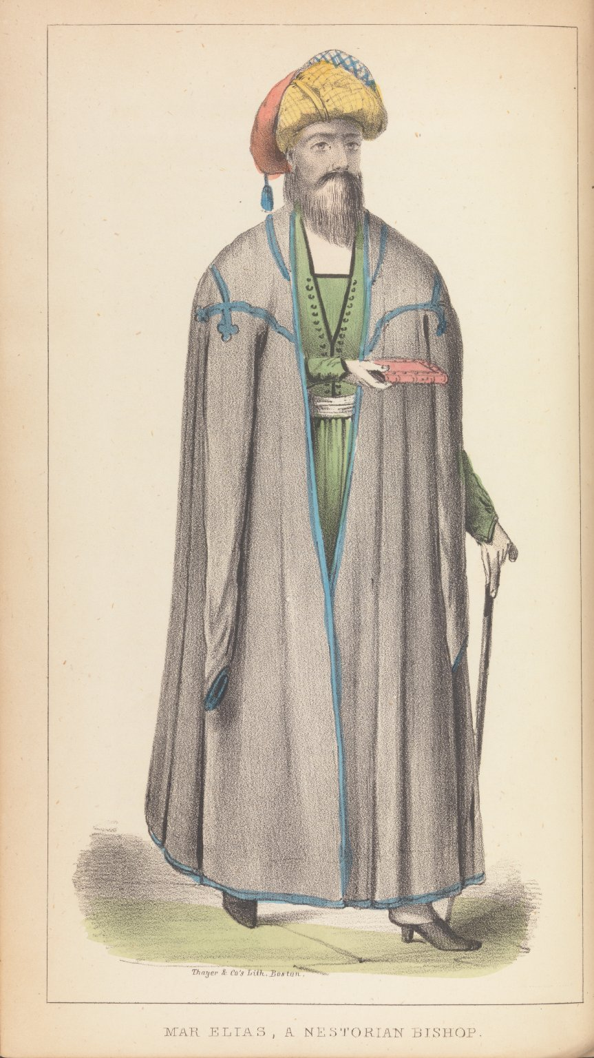 Mar Elias, A Nestorian Bishop