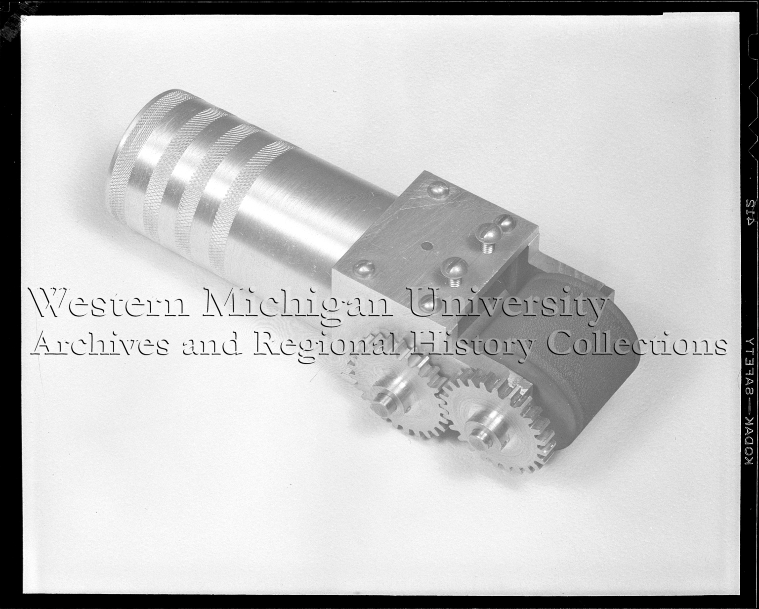 Splicing tool for St. Regis Paper Co.