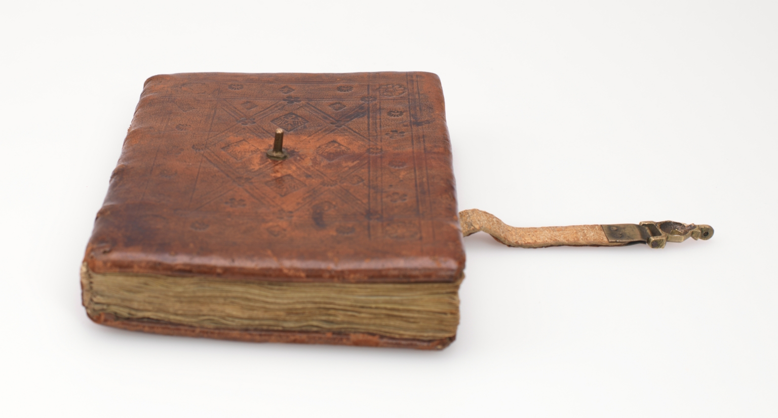 Dominican Sisters' office book, clasp